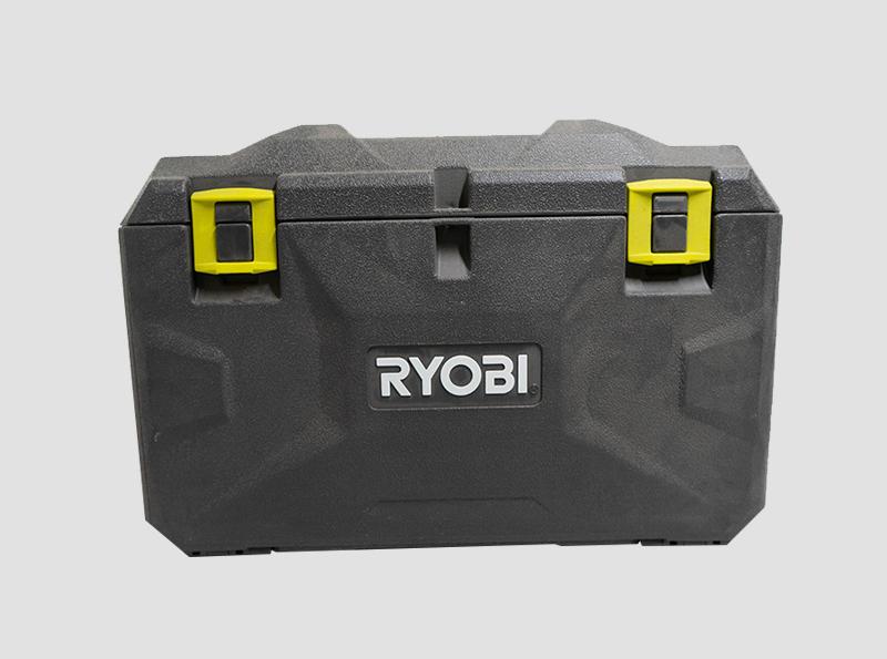 吹塑工具箱(黑色)